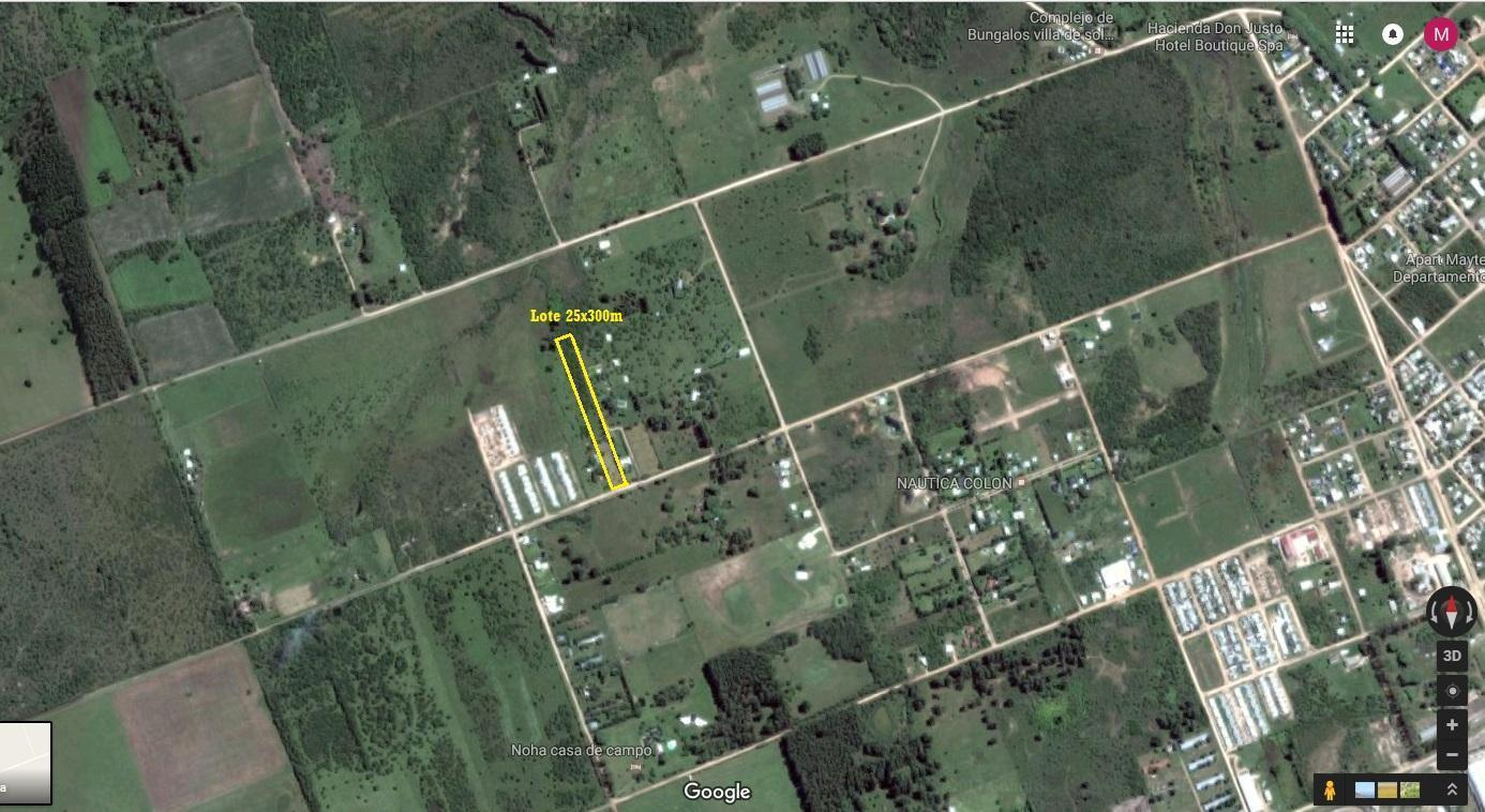 LOTE 7500m2