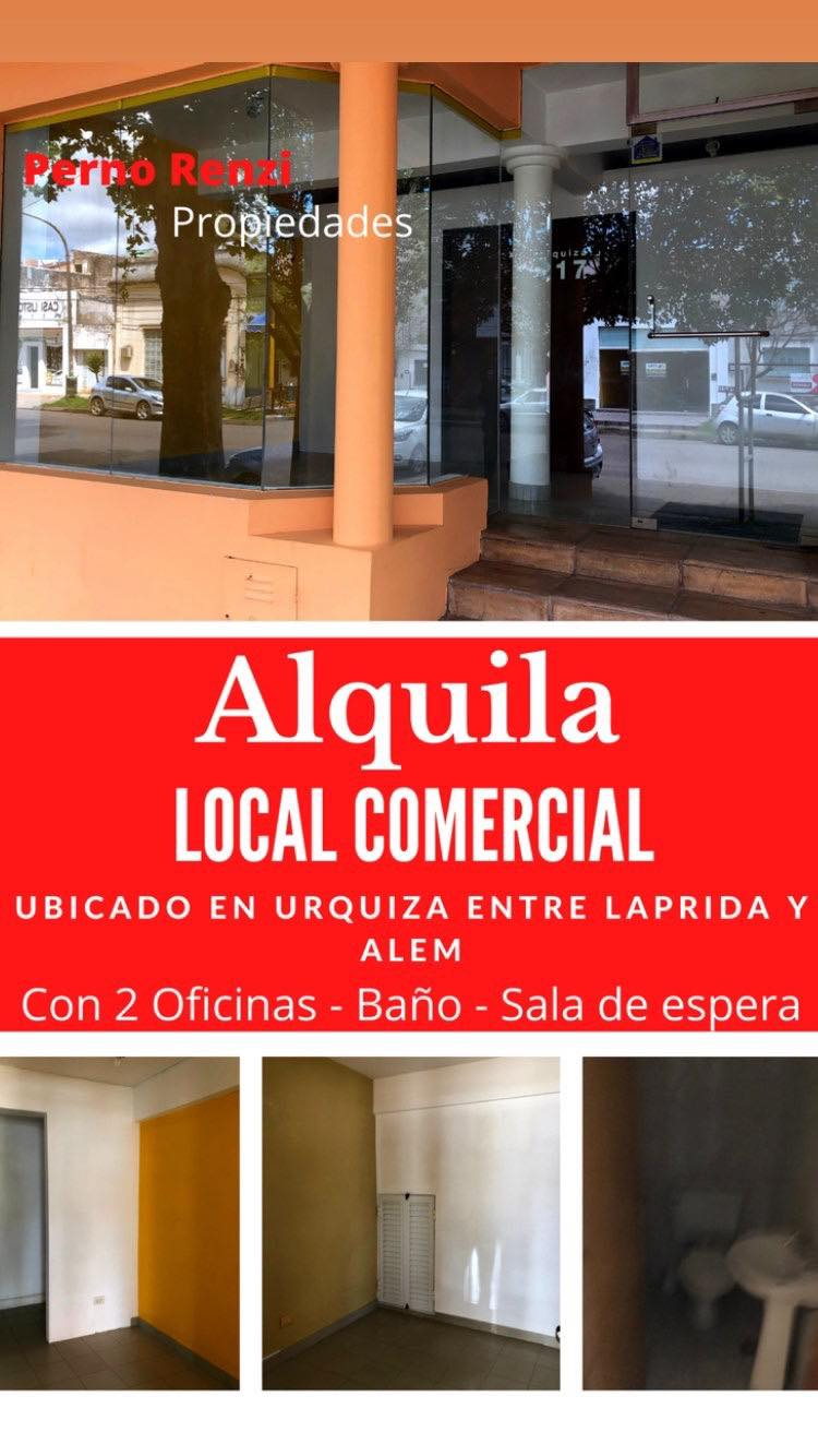 Local p/ consultorio u oficinas