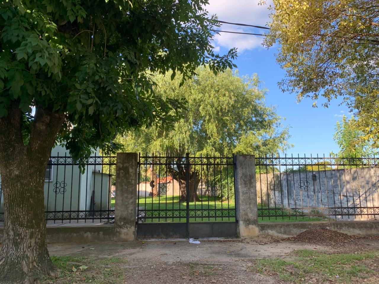 LOTE en cercania al Parque Quiros